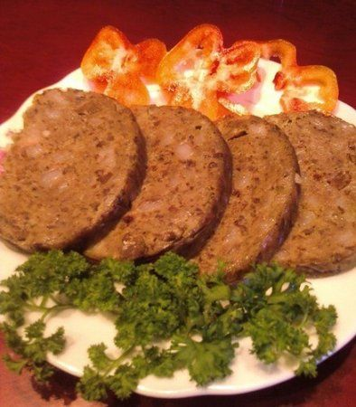 Liver sausage homemade   Recipes Chef. A collection of recipes with photos and tips for cooking.