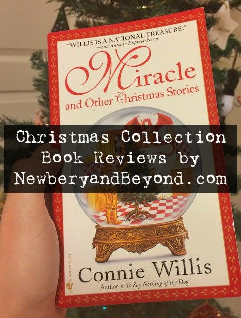 These lovely collections of Christmas short stories are both worth reading and will brighten your holiday season. | Book reviews by NewberyandBeyond.com