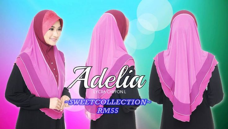 ~SWeetTCOLLeCTION~: ~TUDUNG ADELIA L~RM55