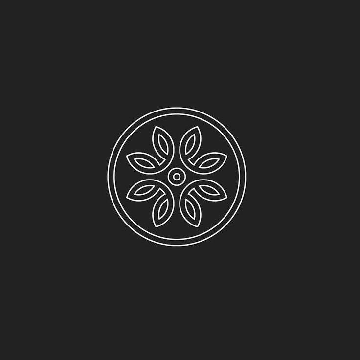Flower logo idea design made by @ronnaus #logoplace #logo #place #love #design…