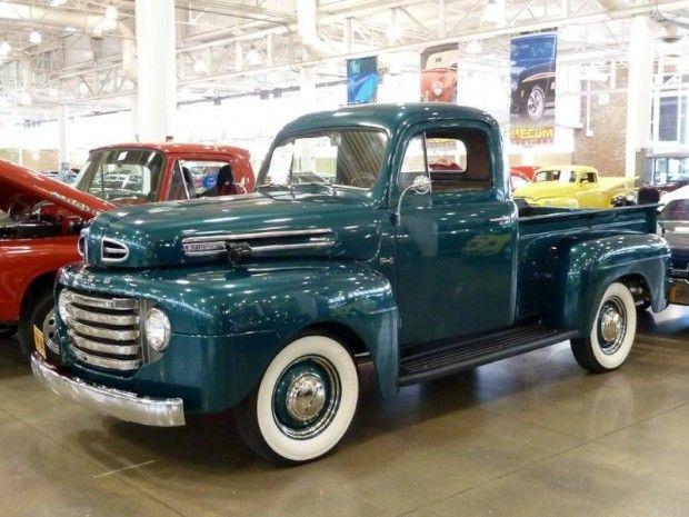 1950 Ford F-1 Pickup ~ Vintage