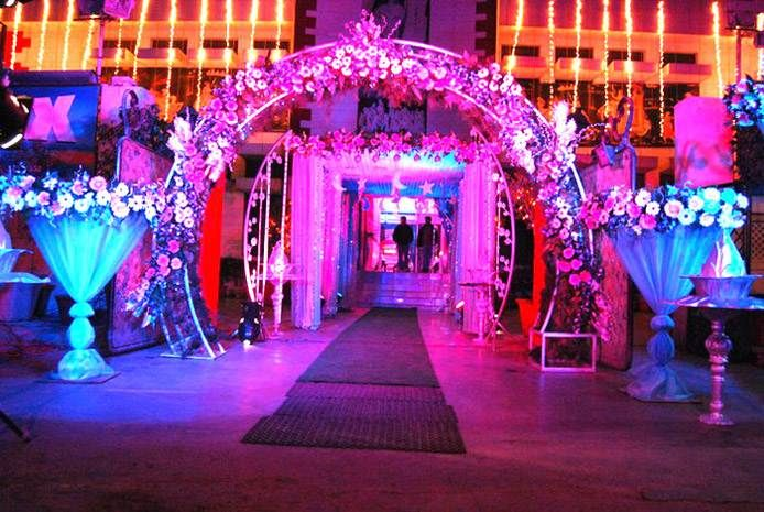 Striplex Banquet Hall In Lawrence Road Delhi