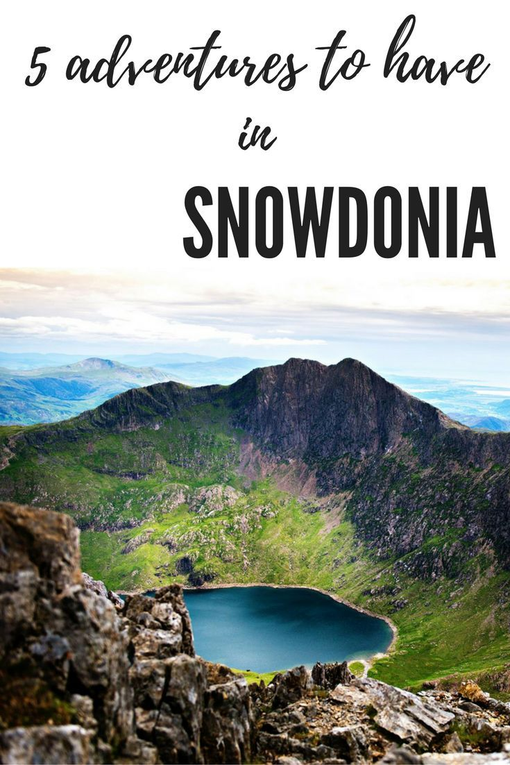 5 things to do in Snowdonia in Wales. This Welsh National Park is full of fun activities and adventures come rain or shine. Try an underground trampoline park or climb a mountain the choice is yours in Snowdonia!