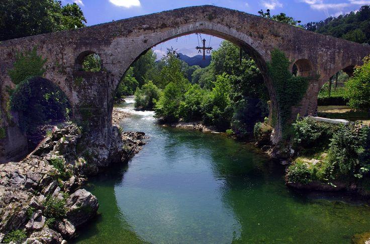 https://flic.kr/p/JmqgYy | Cangas de Onís. Asturias.
