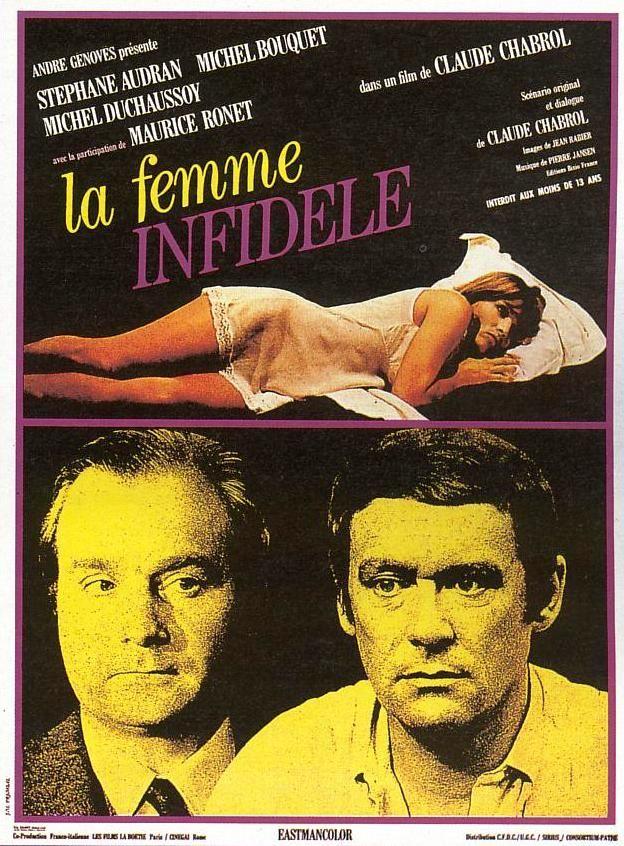 Claude Chabrol: La Femme infidèle (1969)