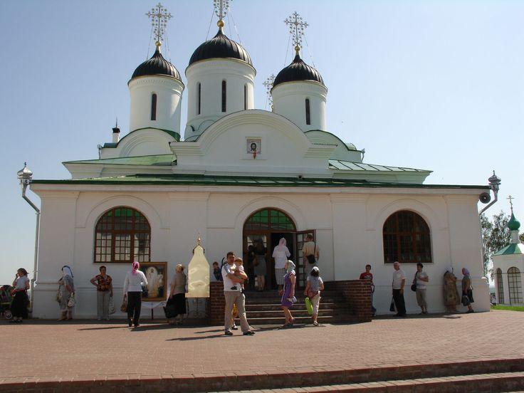 Муром. Спасский монастырь.