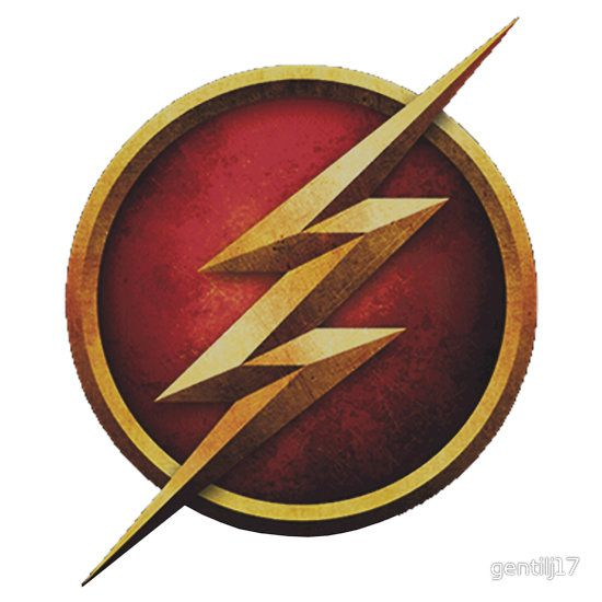 Free Comic Book Day Logo: The Flash CW Symbol Shirt