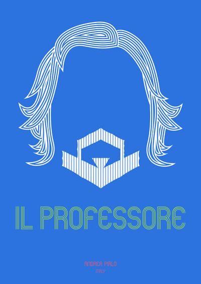 Sixpointer | IL PROFESSORE | Andrea Pirlo | ITALY Tweet //