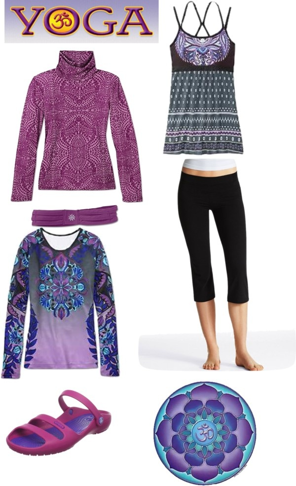 """New Yoga Outfit"" by melissa-abbott on Polyvore"