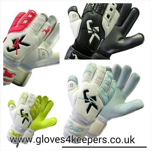 The new J4K range www.gloves4keepers.co.uk