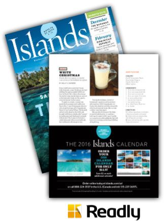 Suggestion about Islands December 2015 page 69