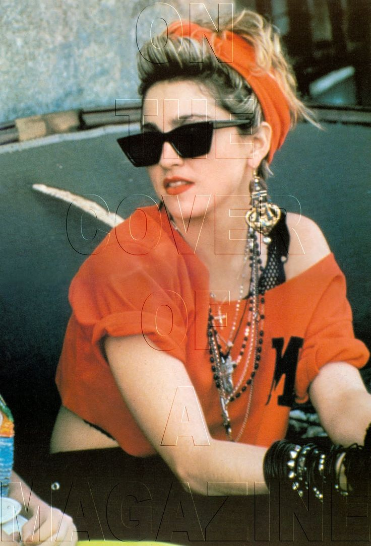 Madonna....desperately seeking Susan..
