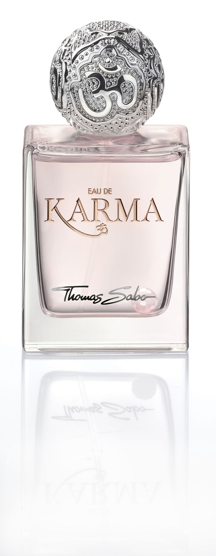 "Karma in a bottle. Discover our new fragrance ""Eau de Karma"""