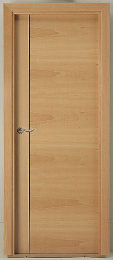 Las 25 mejores ideas sobre puertas de entrada modernas en for Puertas madera interiores catalogo
