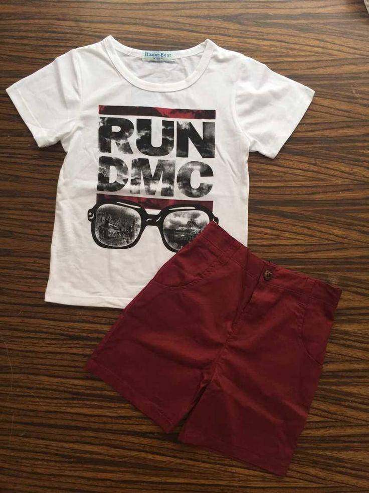 Sodawn 2pcs T-shirts +Shorts Sets $23.99