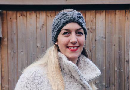 Stirnbänder stricken von Susanne Müller