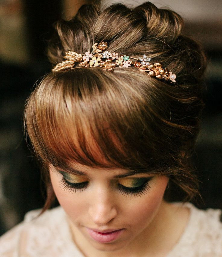 hair styles photos 94 best hair accessories images on bridal 7519