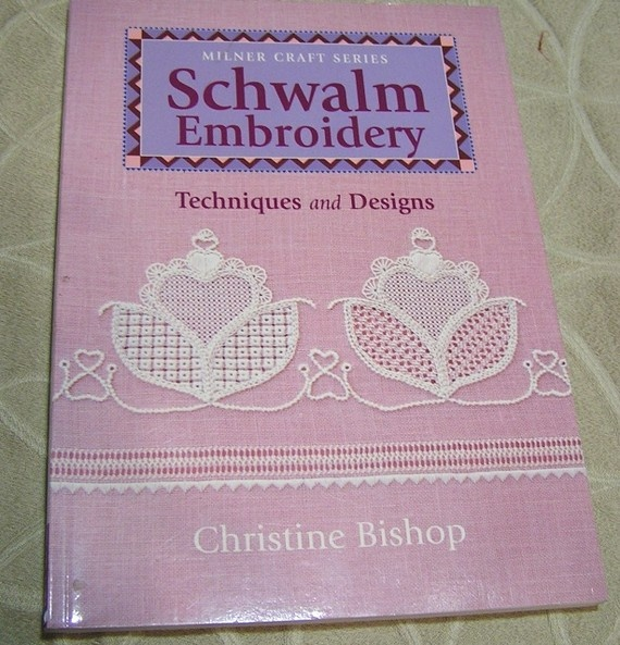 Schwalm Embroidery Techniques and Designs Book by OurBookShelf, $12.50