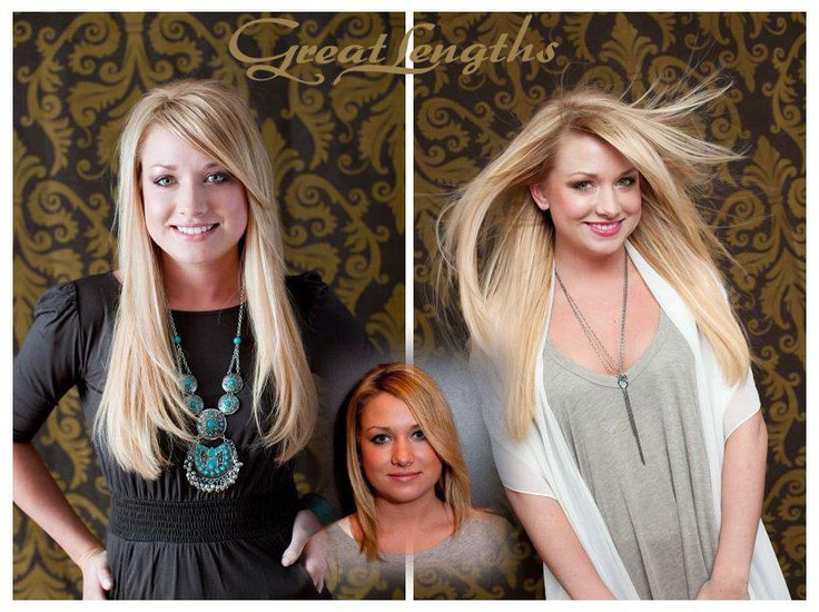 Hair Great Lengths Extension Hairstyle Find us on: www.facebook.com/GreatLengthsPoland