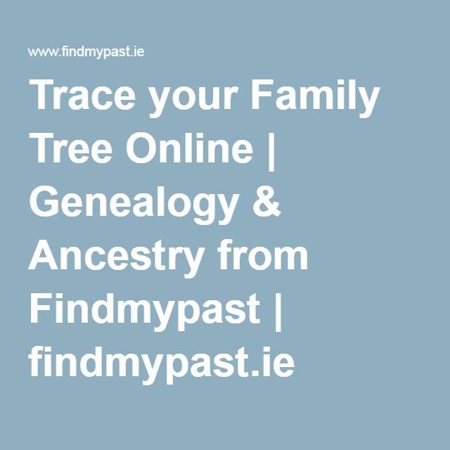 23 best Genealogy images on Pinterest Family tree chart, Genealogy