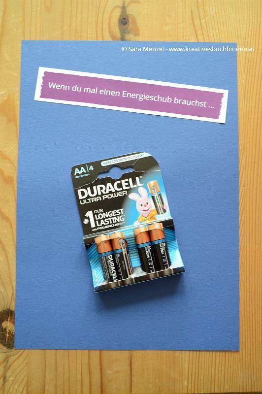 """Wenn-Buch """"Wenn du mal einen Energieschub brauchst ..."""" #Batterien"""