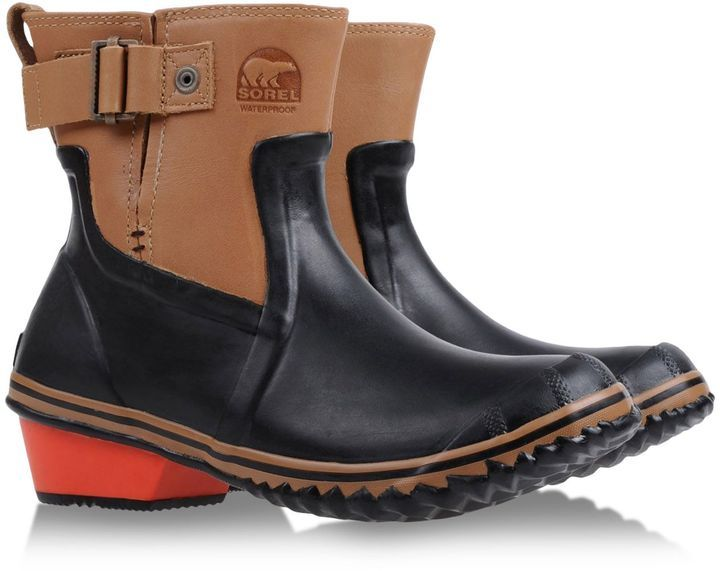 The 25  best Sorel rain boots ideas on Pinterest