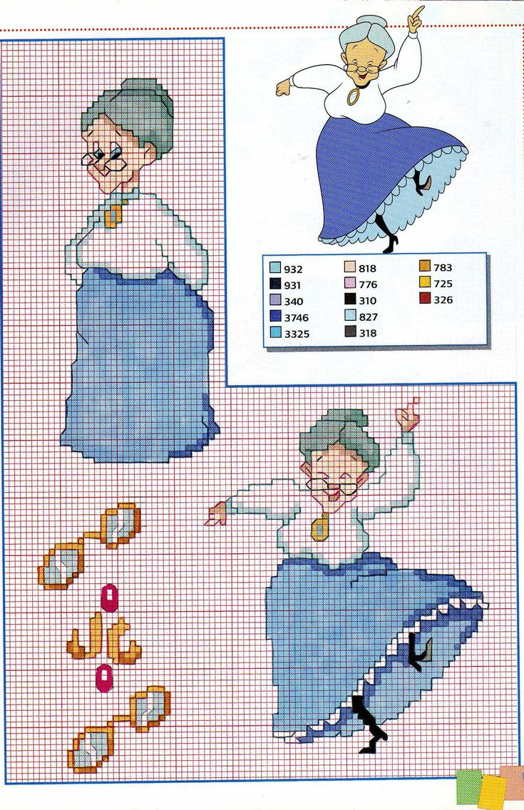 Granny from Sylvester & Tweety