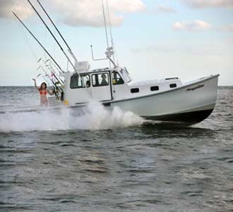 17 best images about down east boats on pinterest for Maine deep sea fishing charters