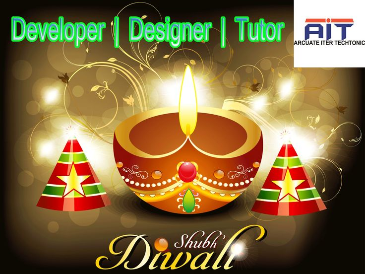 Happy Diwali All Our Student and his Family from AITECHTONIC
