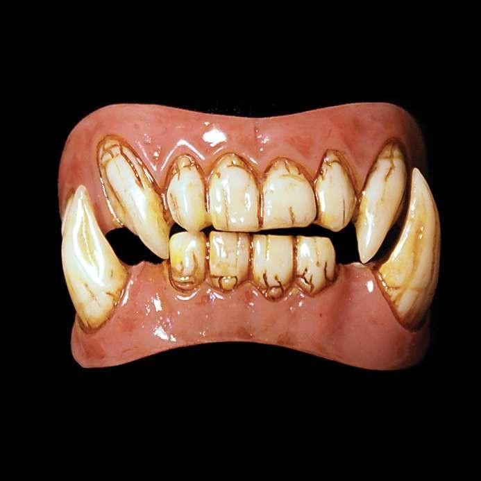 Orc costume teeth tusks   Verdant - Orcs in 2019   Teeth