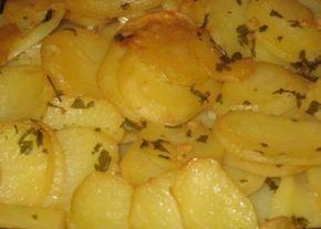 Patatas Panaderas al Horno Te enseñamos a cocinar recetas fáciles cómo la receta de Patatas Panaderas al Horno y muchas otras recetas de cocina..