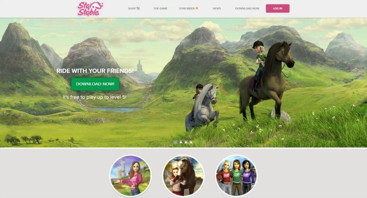Enter to win a lifetime membership to Star Stable Horse Adventure Game (ARV $70).  The giveaway is open to US/CAN residents only and ends June 30, 2015.