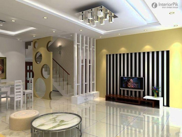 13 best Living Room Divider Design Ideas images on Pinterest