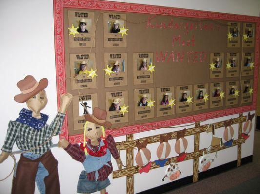 western theme | Bulletin Board