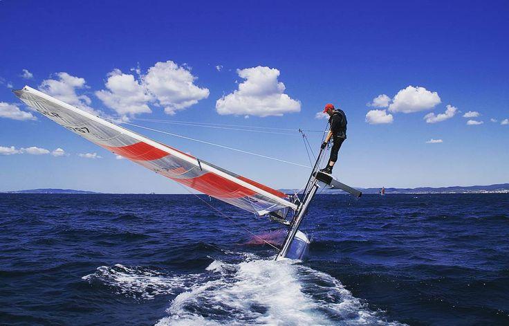 Great Shot with a TOPCAT!  #topcatsailing #sailboat #watersport #fun #speed #katamaran #segeln #photooftheday #awesome #instasail #cruising #boat #picoftheday #view #season #italy #handmade #production #summer #sailboat #emotion #boat #nextgeneration #sail #sailing #sailingextreme #ocean #sea #regatta by topcatsailing