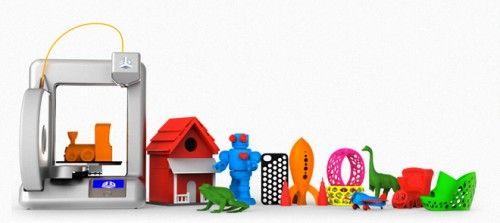 """Stampa 3D: accordo Autodesk e Mattel per giocattoli """"personalizzati"""""""