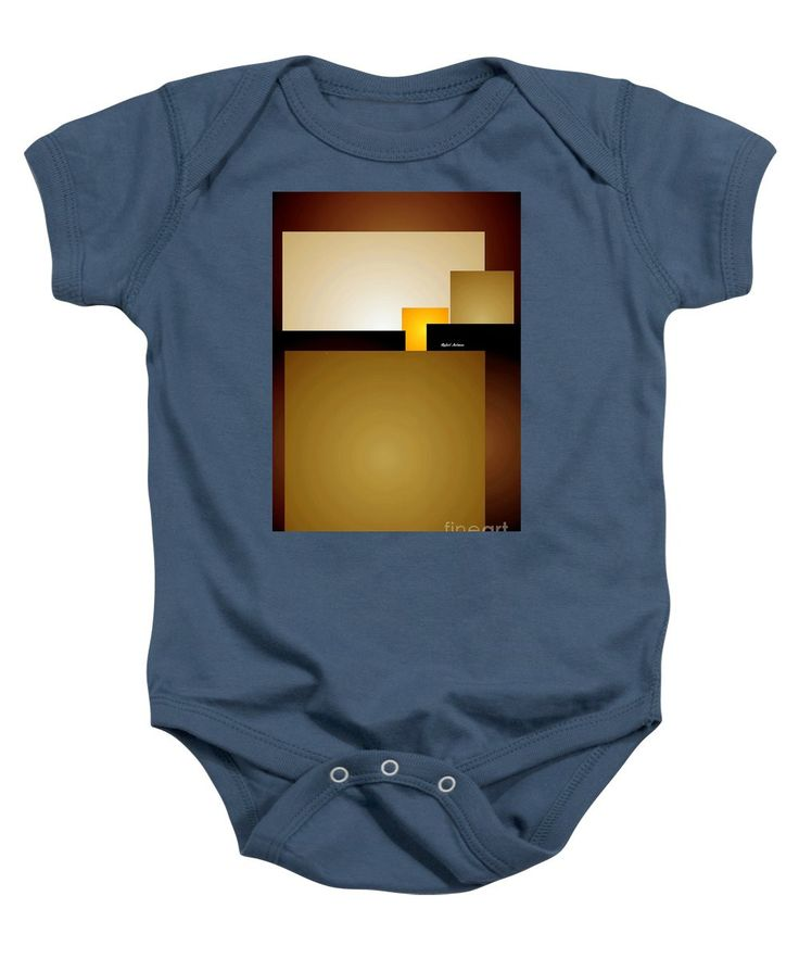 Baby Onesie - A Hint Of Yellow