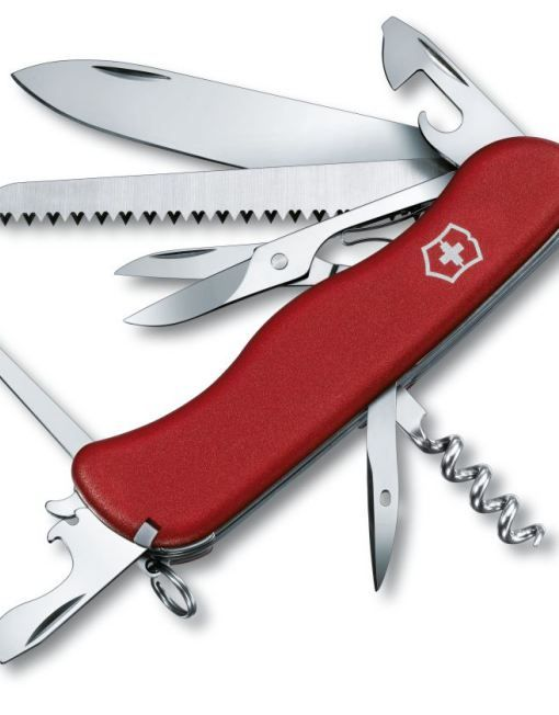 Victorinox Outrider Red Swiss Army Knife
