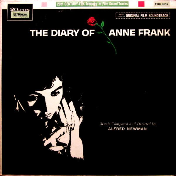Alfred Newman - The Diary Of Anne Frank: Music From The Original Soundtrack : buy LP, Album, Mono at Discogs