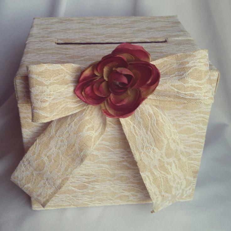 wedding gift card holders%0A Gold  Wedding card box  Wedding card holder  gift card holder  graduation  card box