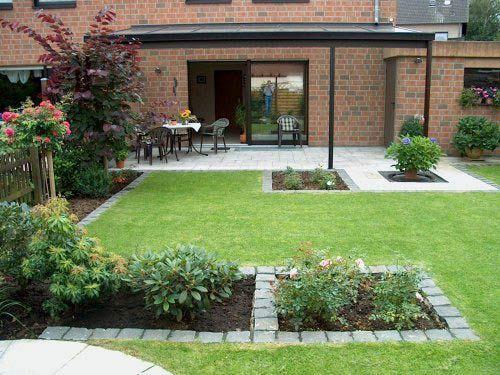 140 besten Garten Bilder auf Pinterest Gartenideen - garten gestalten vorher nachher
