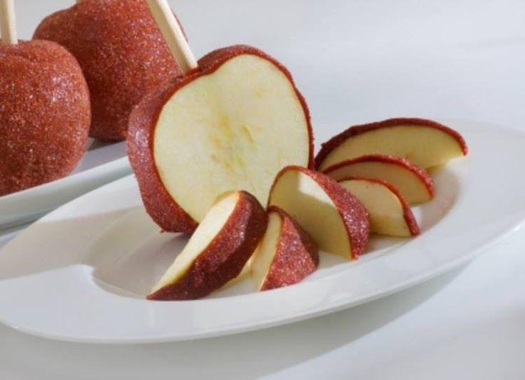 Manzana enchilada
