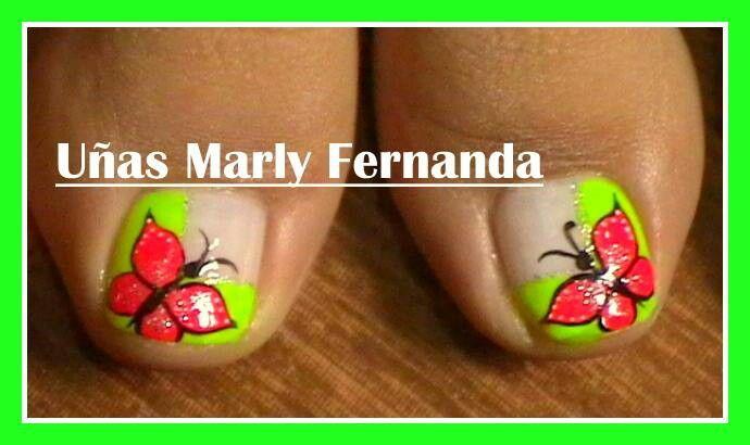 Uñas Marly Fernanda