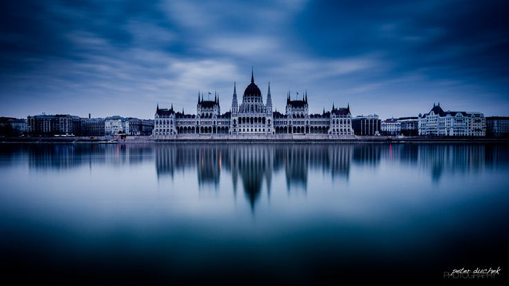 Blue Danube by Peter Duchek