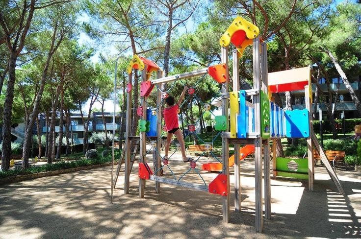 Playground for the children. Parque para los niños #ciutatdepalol