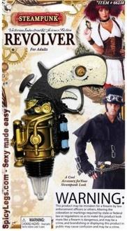 Steampunk revolver  $6.13