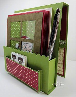 stationery box inking idaho has tutorial