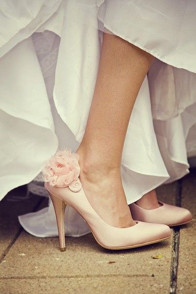 23f1aff106a9 35 best Pink wedding shoes images on Pinterest