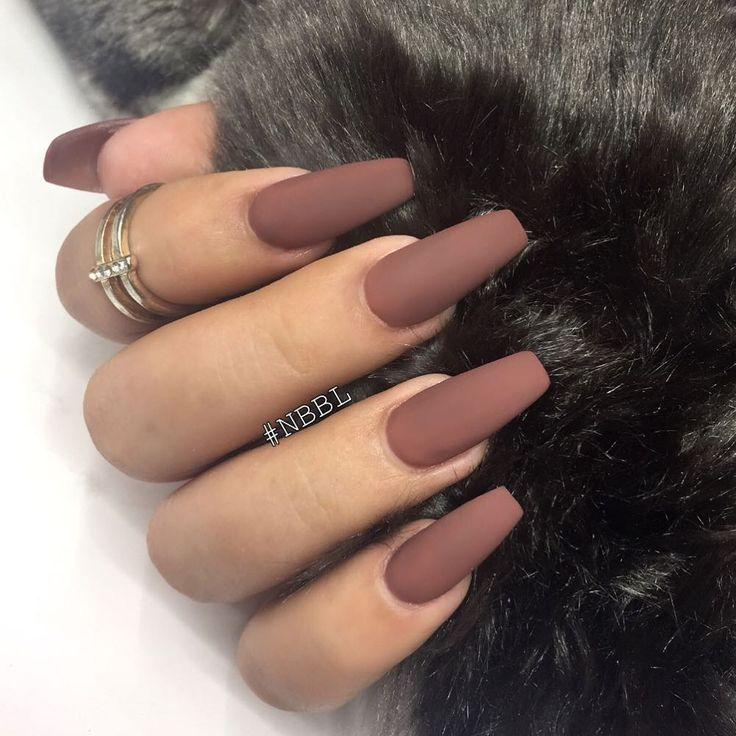 "6,683 Likes, 115 Comments - Nail Bar & Beauty Lounge (@nailbarandbeautylounge) on Instagram: ""Nails by @philglamournails #nbbl #nails #nailbar #mattenails"""