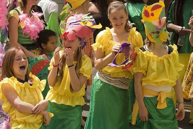 This Saturday will see thousands line the streets of #Truro for the colourful and vibrant Truro City Carnival! More here https://www.johnfowlerholidays.com/foxy-blog/trixie%E2%80%99s-back-preview-2015-truro-city-carnival